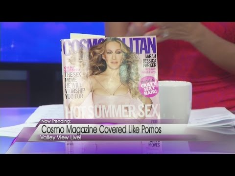 Now Trending: Group persuades retailers to put cover blinders on Cosmopolitan magazine