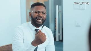 Download MC LIVELY Comedy - BM PROFESSIONAL EXAM (Part 3) FT. FALZ (MC LIVELY)