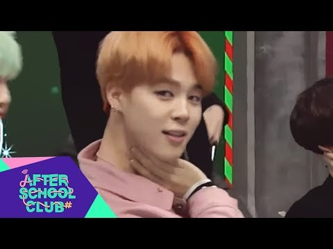 [HOT!] BTS doing slow-motion and speed up random dance on After School Club