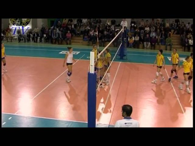 Cittaducale vs Monterotondo - 3° Set