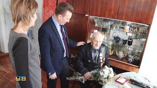 Ветераны и участники ВОВ из Упоровского района получили юбилейные медали