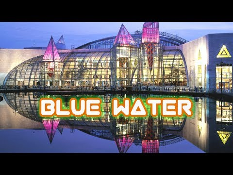 Amazing Shopping Centre at Dartford, Kent, Englang || BlueWater Shopping Centre