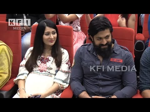 Repeat Yash and wife Radhika Pandit Lovely Moments