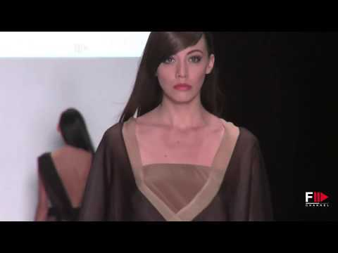 """JULIA DALAKIAN"" Spring Summer 2014 Moscow HD by Fashion Channel"