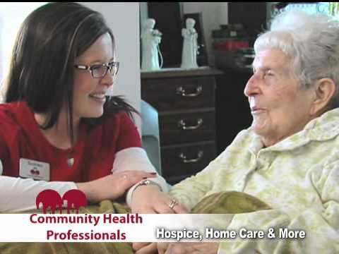 Community Health Professionals - Hospice Myth 3