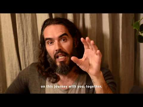 RUSSELL BRAND  **NEW CONTENT**