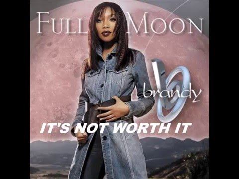 Brandy - It's Not Worth It (Instrumental) Karaoke Free Download Prod By J SmoothSoul