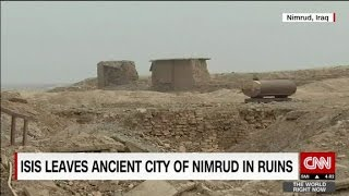 First look at ancient Iraqi city destroyed by ISIS