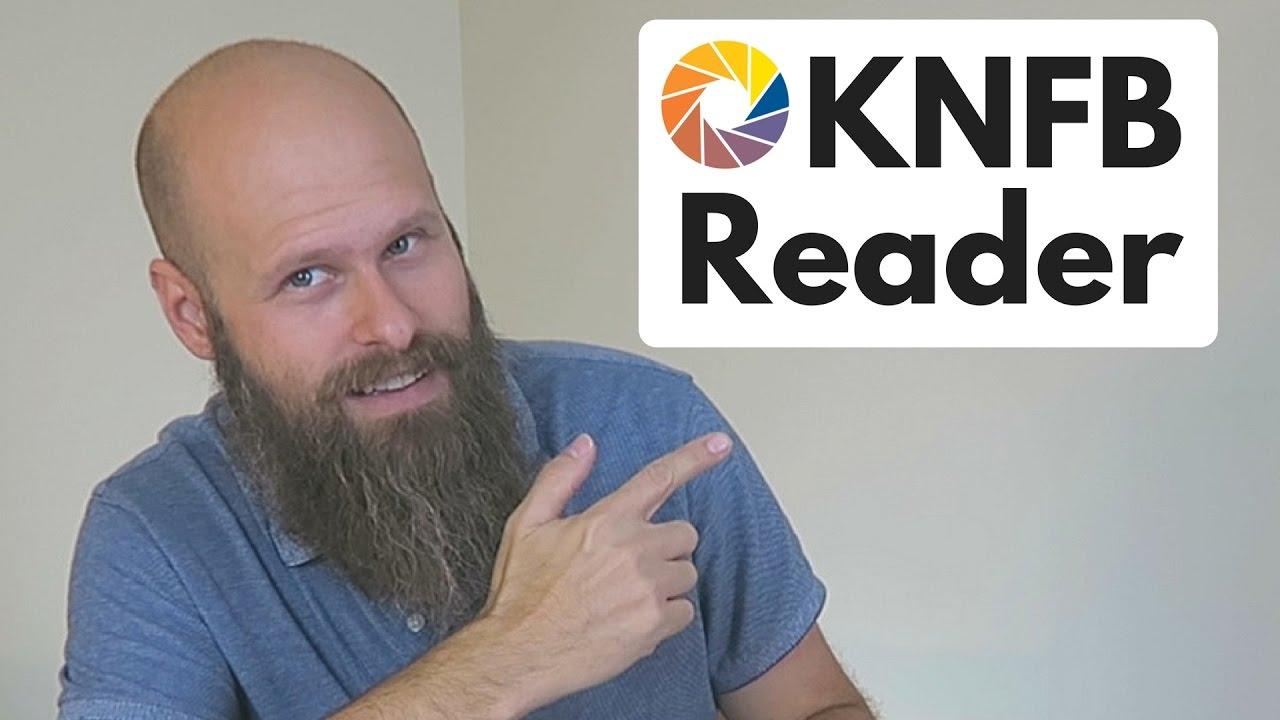 video KNFB-Reader-App