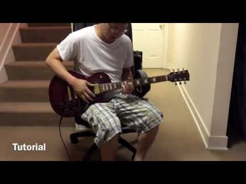 How to play Nothing by The Script on the guitar by Andy Kim