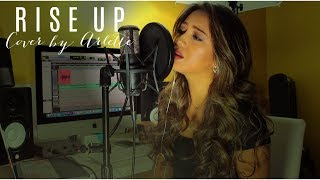 RISE UP (Andra Day) | ARLETTE COVER | LIVE STUDIO SESSIONS