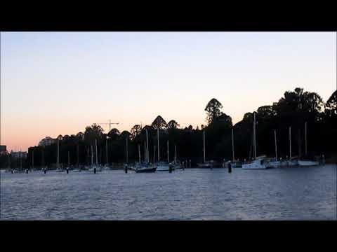 Approach to Thornton Street Ferry Wharf   Kangaroo Point Brisbane, Australia