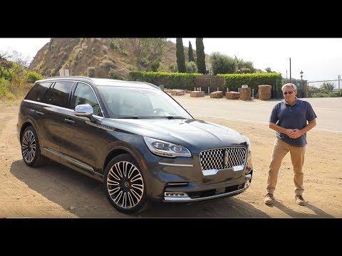 2020-lincoln-aviator-black-label-test-drive-video-review