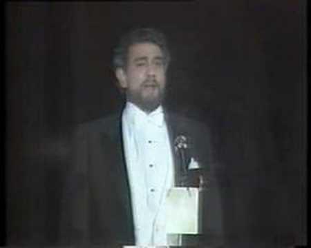 Placido Domingo - 1989