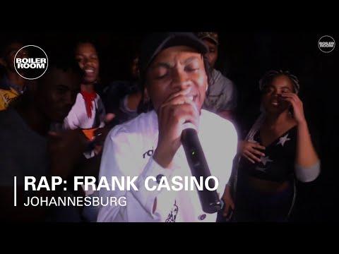 Rap: Frank Casino Boiler Room Johannesburg Live Set