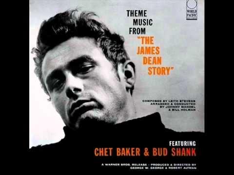 Chet Baker & Bud Shank with Johnny Mandel Orchestra - Jimmy's Theme