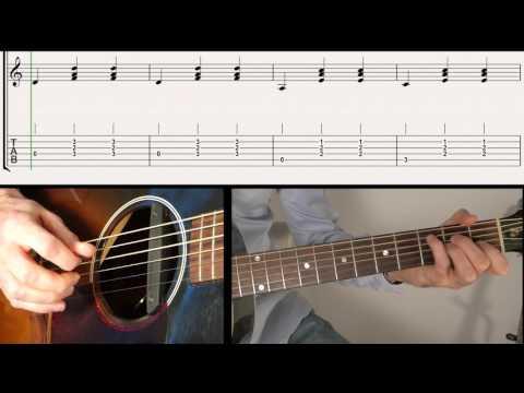 LE FABULEUX DESTIN D'AMELIE POULAIN(LA VALSE D'AMELIE)/Ben-T-Zik Guitar duo tutorial #4 SCORE/TAB
