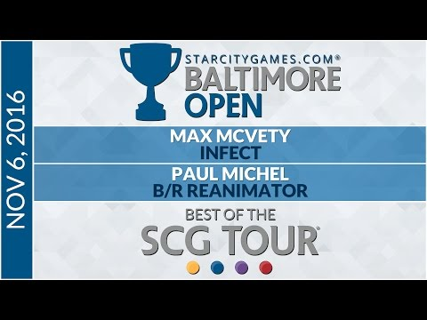 Best of the SCG Tour: Max McVety Vs. Paul Michel [Magic: the Gathering]
