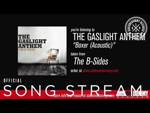 The Gaslight Anthem  Boxer Acoustic