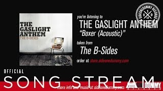 The Gaslight Anthem - Boxer (Acoustic)