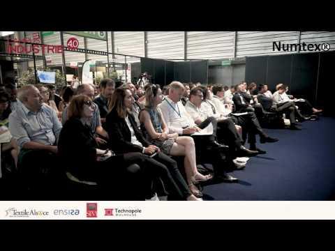 Conférence NUMTEX® - Matériaux souples et textiles connectés : enjeux, usages et quels marchés ?