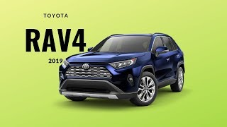 2019 Toyota RAV4 Limited AWD in Madison, WI at Smart Motors