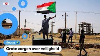 Geweld in Sudan: Protest met blauwe profielfoto's