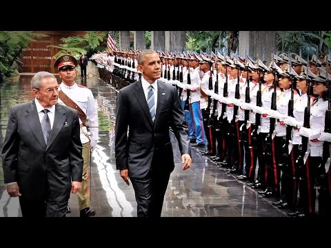 The Heat: President Obama in Cuba pt2