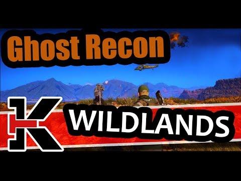 Tom Clancy's Ghost Recon: Wildlands in a nutshell |