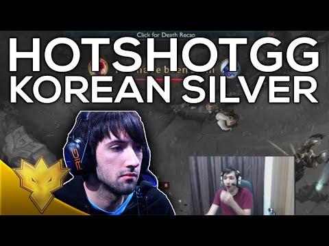 HotshotGG - Korean Silver Adventures