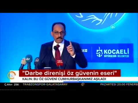 Kanal 24 / Basında Kartepe Zirvesi 2