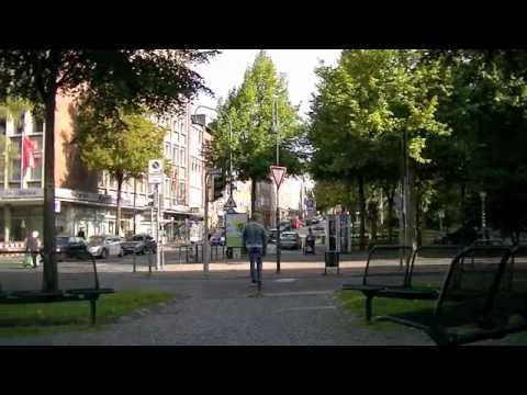 Video tour of Aachen city, Germany