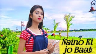Naino Ki Jo Baat Naina Jaane hai | sweet love story | Ft Ripon & Priyasmita.