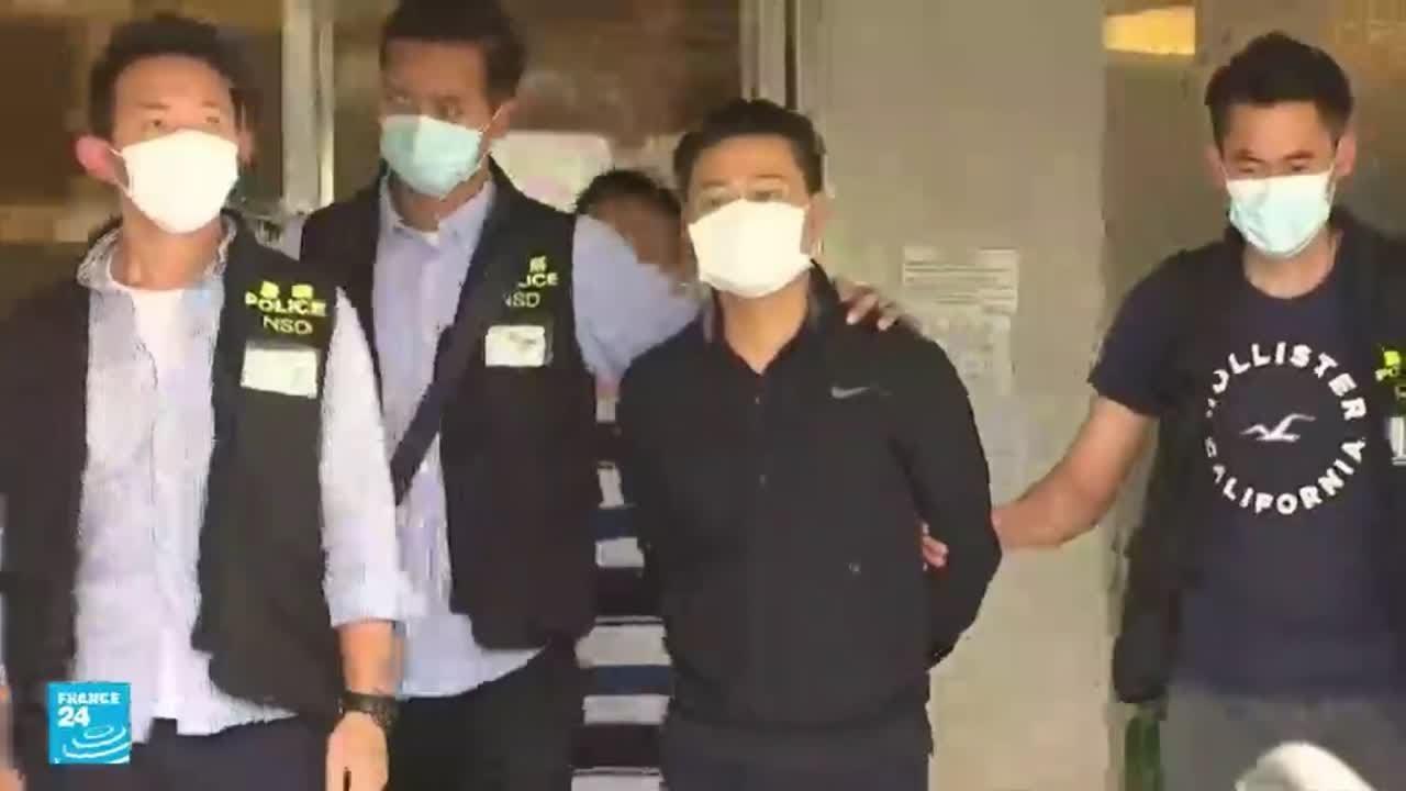تنديد دولي لاعتقال رئيس تحرير صحيفة -آبل ديلي- المؤيدة للديمقراطية في هونغ كونغ  - نشر قبل 24 دقيقة
