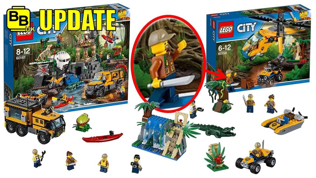 LEGO 2017 CITY JUNGLE EXPLORER OFFICIAL SET IMAGES NEWS ...