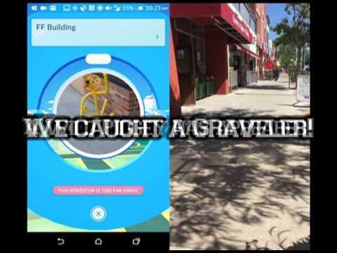 Pokemon Go Downtown Colorado Springs