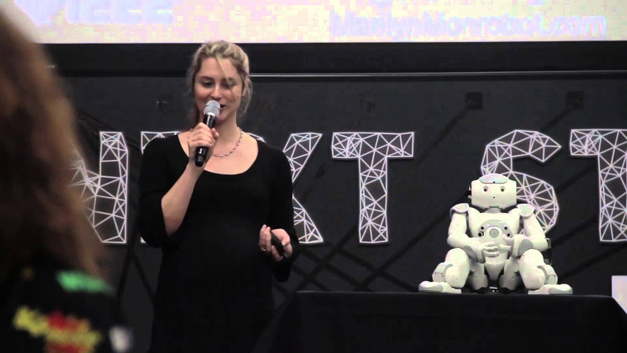Charismatic Machines & Robot Comedy from SXSW 2013