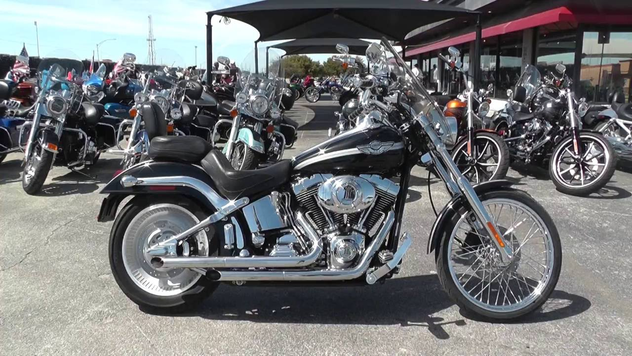 2003 harley softail deuce 100th anniversary edition.