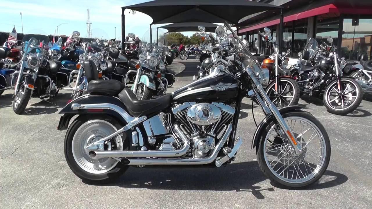 030237  2003 Harley Davidson Softail Deuce FXSTD 100TH
