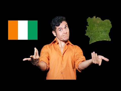 Geography Now! Ivory Coast (Côte D'ivoire)