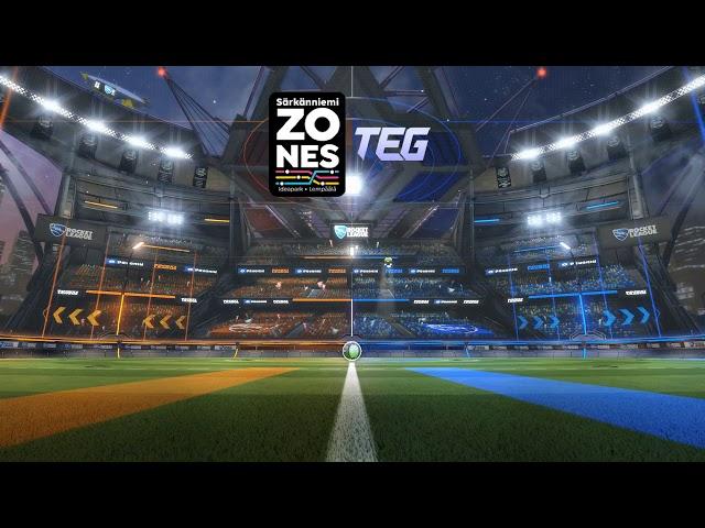 Särkänniemi Zones Rocket League turnauksen karsinnat. Ketkä pääsevät Tampere Esports Gathering