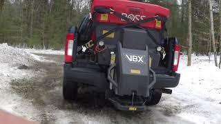 NEW 2020-Boss Poly Sander VBX 8000