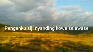 Download Aku Tenang || Pengenku siji nyanding kowe selawase(Lirik)