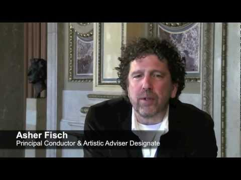 Principal Conductor Announcement - Message from Asher Fisch
