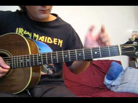 How to Play an Open FM7 Chord on Guitar - YouTube