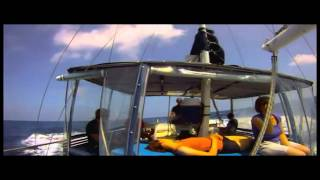 Coral Sea Dreaming Overnight Reef Boat Cairns Australia