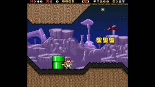 SMW Hack - New Mario's Adventure (8)