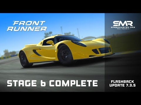Real Racing 3 Front Runner Stage 6 Complete Upgrades 1112133