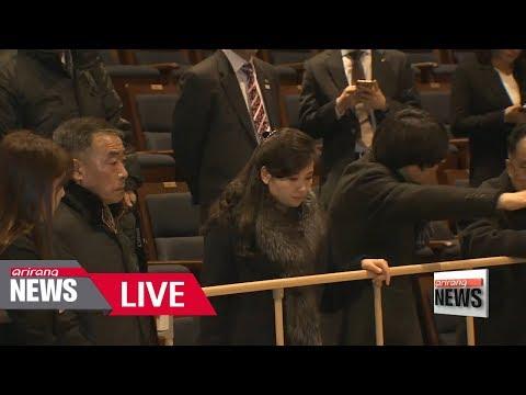 [LIVE/ARIRANG NEWS] South Korean inspection team crosses border into North Korea - 2018.01.23