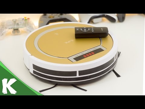 ILIFE X5 Smart Robotic Vacuum Cleaner | Unboxing & In-Depth Review